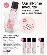 Mary Kay Oil-Free Eye Makeup Remover 玫琳凱眼部卸粧液 (110ml)