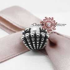 Pandora, Sea Shell Oyster with Pearl, Bracelet S925 Charm, NEW, 791134P