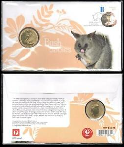 2013 BUSH BABIES POSSUM PNC UNC AUSTRALIA $1 COIN MINT Issue Price $15.95
