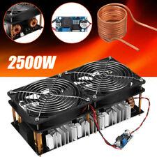 Induzione Riscaldamento Tavola Strumento PCB Modulo 2500W 50A con Rame Tubo Dual