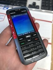Nokia XpressMusic 5310 T-Mobile Cellular Phone 2G GSM Basic Red