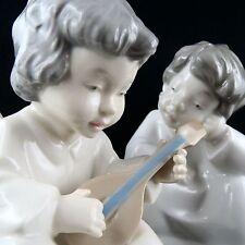 Sujets(x2) Porcelaine ANGELOTS Germany bavaria/porzellan/putti/angel/lladro/nao