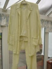 LADIES CASUAL JACKET / TROUSERS / TOP - TALL ELEGANT 'CERRUTI 1881'
