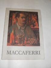 DE GRADA/RIZZI - PIERO MACCAFERRI - ED.CENTRO DIFFUSIONE - 1994