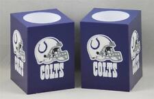 Indianapolis Colts Flameless Lights Officially Licensed  Set of 2