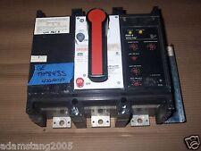 Ge Thp84Ss 400 Amp 600V Lis Trip Tp84Ss Air Power Circuit Breaker