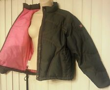 OBERMEYER Ski Jacket 14 Junior Goose Down Quilted EUC