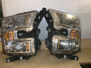 2015 2016 2017  ford f150 led oem head lights