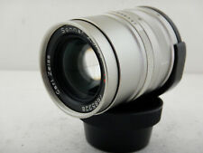 Contax 90mm f2.8 Zeiss Sonnar T* Lens obiettivo For G G1 G2 Excellent Condition