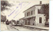 CP Syrie - Damas - La Gare de Cadem
