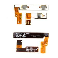 New Side Volume + Power Button Key Flex Cable for Samsung Galaxy Nexus i9250