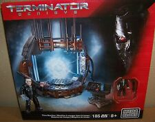 MEGA BLOKS Terminator Genisys Time Machine 185 pcs. NEW