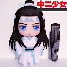 Grandmaster of Demonic Cultivation Lan Wangji Doll Keychain Pendant DIY Material