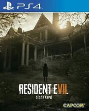 Resident Evil 7 Biohazard (Sony PlayStation 4, 2017) GAME DISC ONLY
