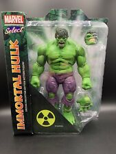 RAMPAGING IMMORTAL HULK MARVEL SELECT ACTION FIGURE