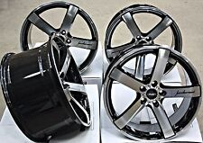 "19"" ALLOY WHEELS 19 INCH CRUIZE BLADE BP FIT BMW 5 SERIES E39 E60 E61 F10 F11 GT"