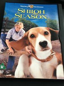Shiloh Season [DVD] Warner Bro's Classic  FREE U.K. P&P