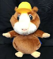 Wonder Pets Linny Guinea Pig Hamster Plush Fisher Price Stuffed Animal Nick Jr