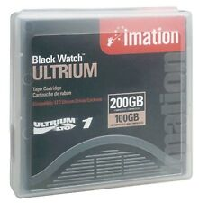 Imation LTO1 Ultrium 100/200GB Media Data Cartridge Tape -  i41089