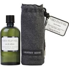 GREY FLANNEL 240ml EDT SPLASH FOR MEN BY GEOFFREY BEENE ------------ NEW PERFUME