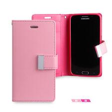 De Lujo Libro Magnético Funda Piel Soporte Cartera Para Samsung Galaxy Modelos