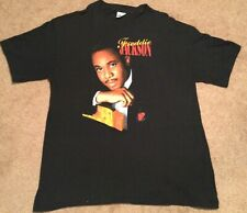 Vintage 1980s Freddie Jackson concert tour shirt Men's Xl Made In Usa R&B Soul