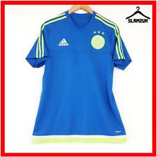 Ajax Amsterdam Football Shirt Adidas M Medium Training Soccer Jersey 2015 2016