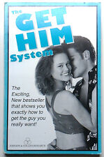 "THE GET HIM SYSTEM ""How to get the guy you want"" 90's Vintage Book Dating 1994"