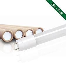 25x LED Röhre Leuchtstoffröhre T8 G13 Glas 90cm matt Tageslicht 6500K Bürolampe