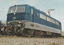 Cartolina circa 10X15CM E- locomotiva treno veloce Baureihe 181 (1188)