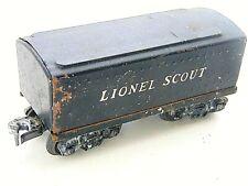 Lionel Coal Tender 1001T O27 For 1001 Locomotive Engine Vtg 1948 C