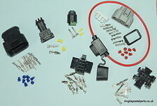 Loom connectors suit Eberspacher Hydronic II-D5Z-H diesel heater....FREEPOST