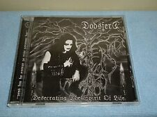 Dodsferd - Desecrating the Spirit of Life, Album - CD, 2006 BlackMetal.com Rel.