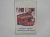 NEW WAVE - TEARS FOR FEARS - New Order - Bronski Beat (Cassette Audio-K7-Tape)