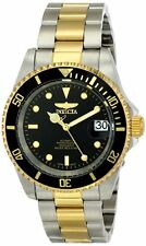 Invicta Men's 8927OB Pro Diver Analog Display Japanese Automatic Two Tone Watch
