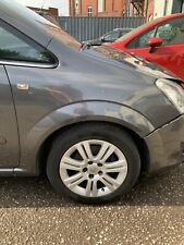 Vauxhall Zafira B Mk2 Drivers Offside Front Wing Technical Grey Z177 05-14 DS60