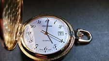 Colibri Quartz Pocket Watch, Hunting Case - watch part