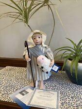 Ashton Drake Galleries Porcelain Dolls Oh Holy Night Series The Second Shepherd