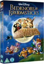 Bedknobs and Broomsticks 1971 Disney Animation Special Edition DVD