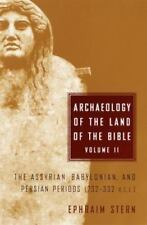 The Anchor Bible Reference Library: Archaeology of the Land of the Bible Vol. II