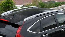 Roof Racks Aluminium Alloy And Plastic Sliver for Honda CR-V CRV 2014-2016