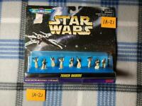 * VTG * NIB * NOS * Micro Machines Star Wars Tusken Raiders 66080 GALOOB  1A-21