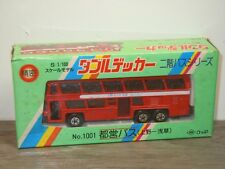 Double Decker Bus - ASC Models Japan 1:100 in Box *36121