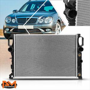 For 03-09 Mercedes-Benz E320 E350 OE Style Aluminum Cooling Radiator DPI-2868