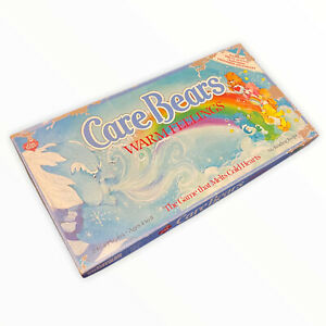 Vintage 1984 Care Bears Warm Feelings Board Game Parker Brothers Complete