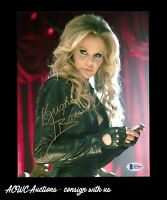 Autographed 8x10 Photo - Kristin Bauer (True Blood / Once Upon a Time) - Beckett