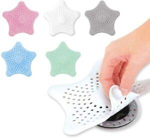 Bathroom Drain Hair Trap Catcher Bath Stopper Plug Sink Strainer Filter Shower