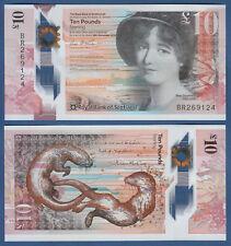 Scotland/The Royal Bank of Scotland 10 pounds 2016 (2017) Polymer UNC P. NEW