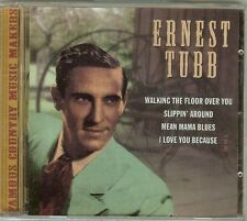 Ernest Tubb - Famous Country Music Makers - CD - New