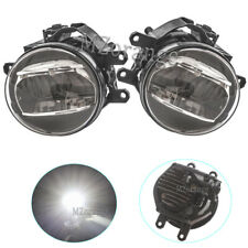 Left+Right LED Front Fog Light Lamp Kit For Toyota Land Cruiser Prius C Lexus